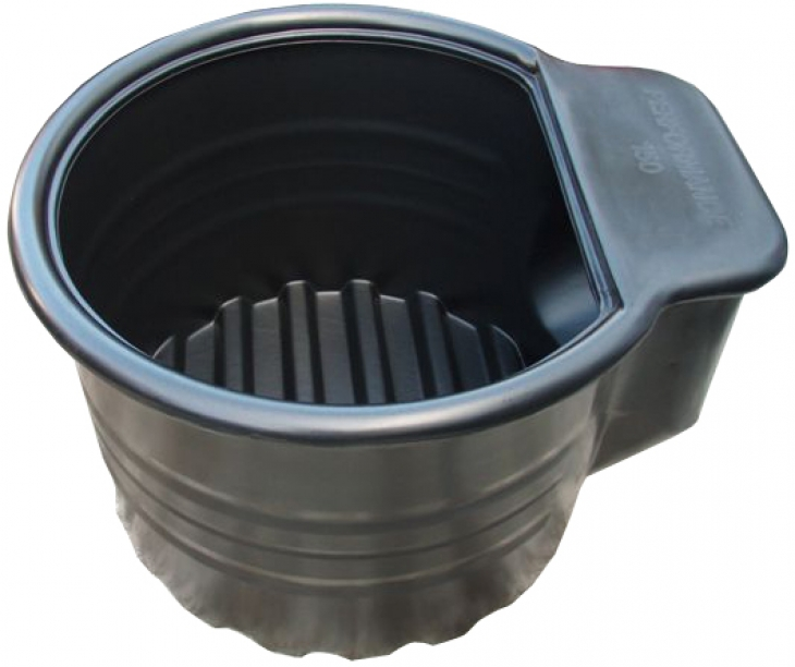 150 litre Round Trough