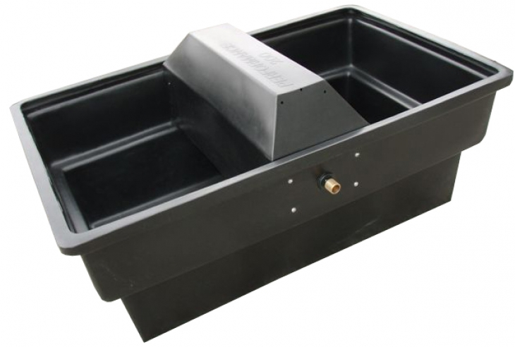 200 litre Oblong Centre Cover Trough