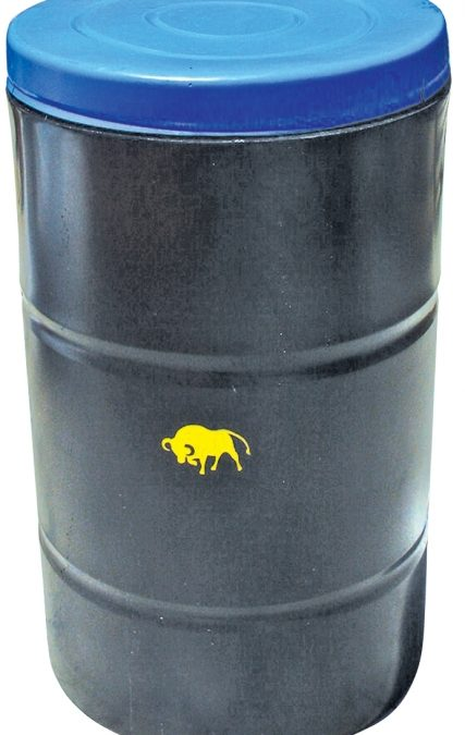 200 litre Clip Top Storage Drums