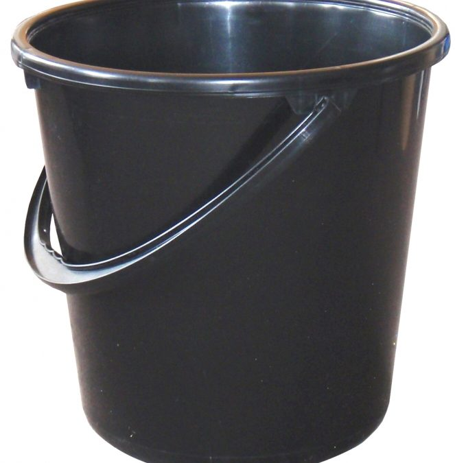 Bucket Multipurpose 20L – Plastic Handle