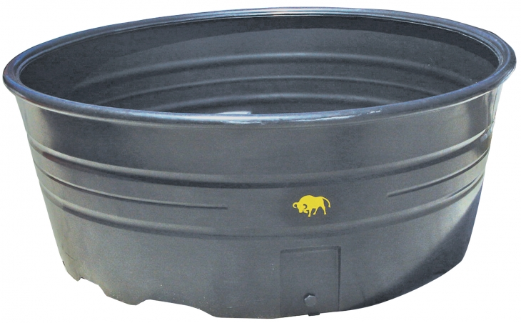 1000 litre Round Trough